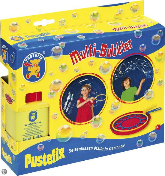 Pustefix Bellenblaasring Multi-Bubbler