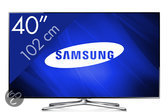 Samsung UE40F6500 - 3D LED TV - 40 inch - Full HD - Internet TV