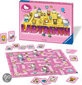Ravensburger Hello Kitty Labyrinth - Bordspel