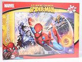 Clementoni Spiderman puzzel 104 stukjes