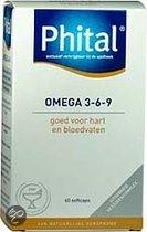 Phital Omega 3-6-9 Capsules 60 st