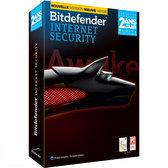 Bitdefender Internet Security 2014 - 2 Jaar / 3 PC's