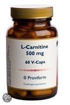 Acetyl L Carnitine 500mg Prov
