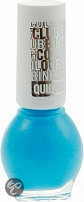 Miss Sporty Boeing Brush Clubbing Colors - 456 Blue Bath - Nagellak