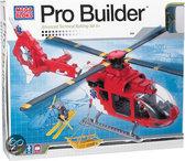Mega Bloks Rescue Helikopter Bouwset
