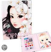 TOPModel make-up creatiemap