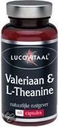 Lucovitaal Valeriaan & L-Theanine