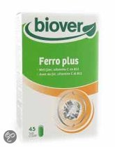 Biotics Ferro Plus Biover - 45 Tabletten