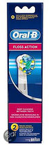 Oral-B Floss Action Eb20  Opzetborstel 3 Stuks