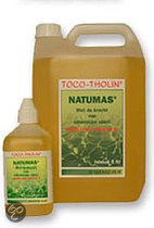 Toco-Tholin Natumas Massageolie - 500 ml