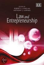 Law and Entrepreneurship