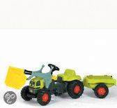 Rolly Toys Tractor Claas Met Aanhanger