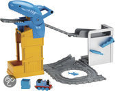 Fisher-Price Thomas & Friends Take-n-Play - Haaiententoonstelling Speelset