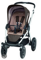Maxi Cosi Mura Plus 4 - Kinderwagen 2013 - Walnut Brown