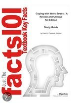 e-Study Guide for: Coping with Work Stress : A Review and Critique by Philip Dewe, ISBN 9780470997666