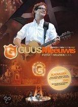 Guus Meeuwis - Groots met een zachte G 2007 fotoboek en backstage dvd