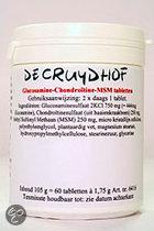 Cruydhof Glucosamine Chondroit Msm