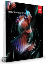 Adobe Audition 5.0 CS6 - MAC / Engels