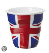 Revol Froisses - Espresso Kreukbeker - Britse vlag