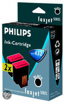 Philips PFA432 - Inktcartridge Faxjet Zwart