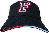 Feyenoord Cap - Senior - Logo - Zwart