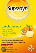 Supradyn Complex Energy - 50 Kauwtabletten - Multivitamine