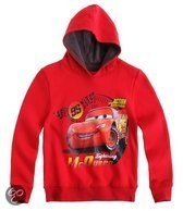 Disney Cars Jongenssweater - Rood - Maat 128