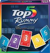 Ravensburger Top 5 Rummy - Spellen