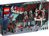 LEGO Movie Lord Business Schuilplaats - 70809