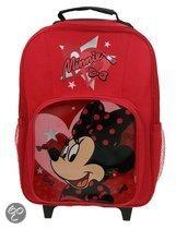 Minnie Mouse Lipstick tas op wielen