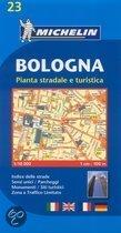 Bologna Town Plan / 1:10.000