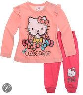 Hello Kitty Meisjesset - Roze - Maat 6 mnd