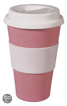 Zuperzozial Cruising Travel Mug - Lollipop Pink