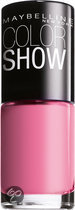 Maybelline Color Show - 262 Pink Boom - Roze - Nagellak