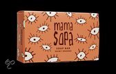 MAMA SOPA Zeeptablet shiny orange soapbar