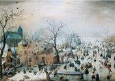 Puzzelman Puzzel - Rijksmuseum - Winter