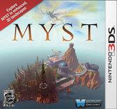 Myst + 3DS Accessoire Pakket Blauw