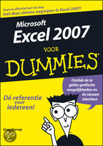 Microsoft Excel 2007 voor Dummies