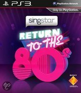 Singstar: Return To The 80's