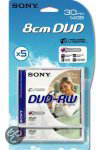 Sony Mini DVD-RW 30 min. (5-pack)