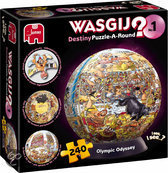Wasgij Destiny Puzzle-A-Round Olympics