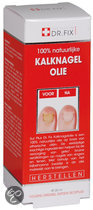Dr. Fix Kalknagelolie - 20 ml - Kalknagelolie
