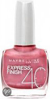 Maybelline Express Finish - 225 Soft Violet - Paars - Nagellak