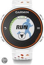 Garmin Forerunner 620 - GPS Sporthorloge met touchscreen - Wit/Oranje