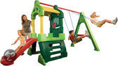 Little Tikes Clubhouse Swing Set - Schommel