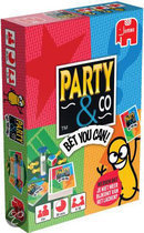 Party & Co Bet You Can! - Kaartspel