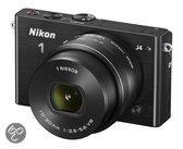 Nikon 1 J4 + 10-30 mm - Systeemcamera - Zwart