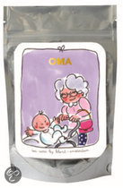Blond Amsterdam Tea card 'Oma' (groene thee citroen)