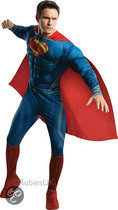 Superman Man Of Steel - Kostuum - Maat XL