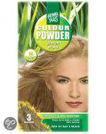 Hennapl kleurpoeder 50 g.blond 100 gr